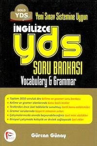 Ingilizce YDS Soru Bankasi Vocabulary Grammar