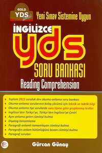 Ingilizce YDS Soru Bankasi Reading Comprehension