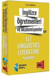 Ingilizce Ögretmenleri ve Akademisyenler için ELT LINGUISTICS LITERATURE Kavramlar Yargi Yayinlari 2015