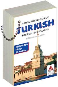 Delta Kültür Yayinlari Ingilizler için Türkçe Dil Kartlari
