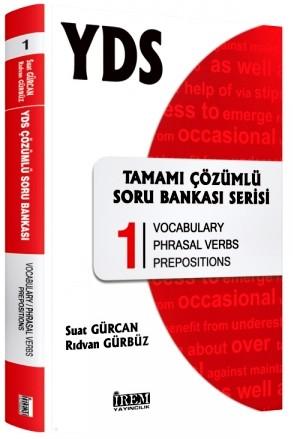 Irem Yayincilik YDS Tamami Çözümlü Soru Bankasi Serisi 1 Vocabulary