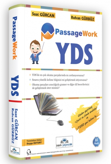 Irem Yayincilik Passagework YDS