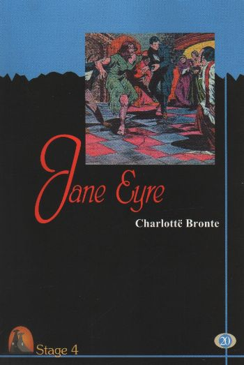 Jane Eyre Stage 4 CD li Kapadokya Yayinlari