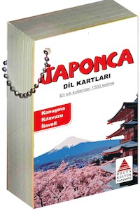 Delta Kültür Yayinlari Japonca Dil Kartlari
