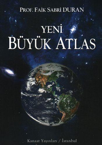 Kanaat Yayinlari Yeni Büyük Atlas K.Kapak
