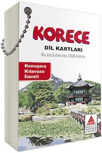 Delta Kültür Yayinlari Korece Dil Kartlari