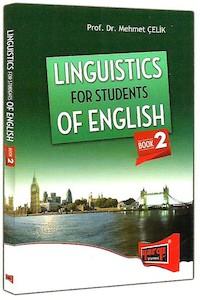 Linguistics For Students Of English Book 2 Yargi Yayinlari
