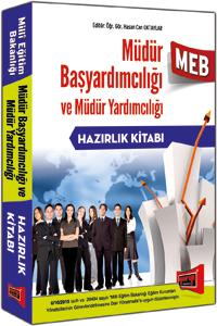 MEB Müdür Basyardimciligi ve Müdür Yardimciligi Hazirlik Kitabi Yargi Yayinlari 2016