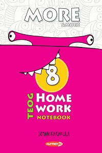 MORE MORE 8 Homework Notebook