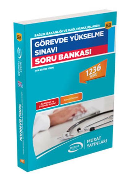 Murat Yayinlari GYS Saglik Bakanligi ve Bagli Kuruluslarinda Soru Bankasi