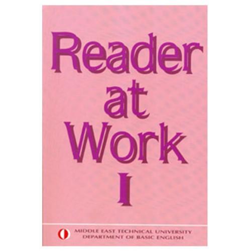 Odtü Yayincilik Reader at Work 1
