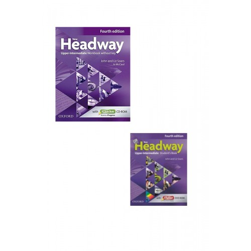 Oxford Edition Headway Upper Intermediate Students Book And Workbook