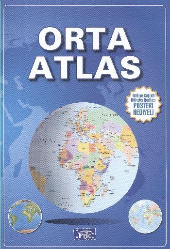 Parilti Yayincilik Ilkögretim Orta Atlas