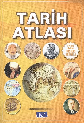 Parilti Yayincilik Tarih Atlasi