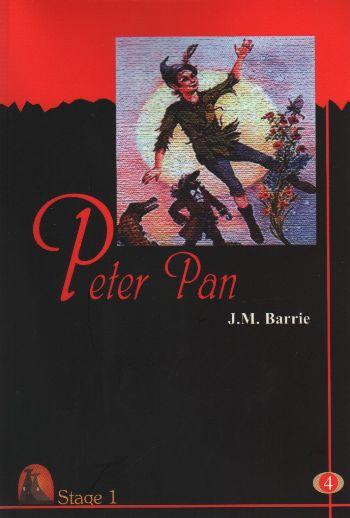 Peter Pan Stage 1 CD li Kapadokya Yayinlari