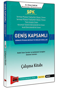 SPK Genis Kapsamli Sermaye Piyasasi Mevzuati ve Meslek Kurallari Çalisma Kitabi Yargi Yayinlari