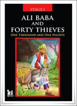 Stage 1 Ali Baba And Forty Thieves Altinpost Yayincilik