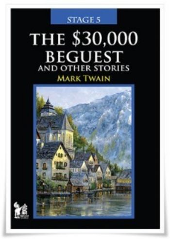 Stage 5 The 30000 Beguest And Other Stories Altinpost Yayincilik