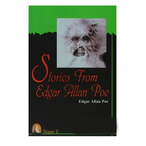 Stories from Edgar Allan Poe Stage 2 CD li Kapadokya Yayinlari