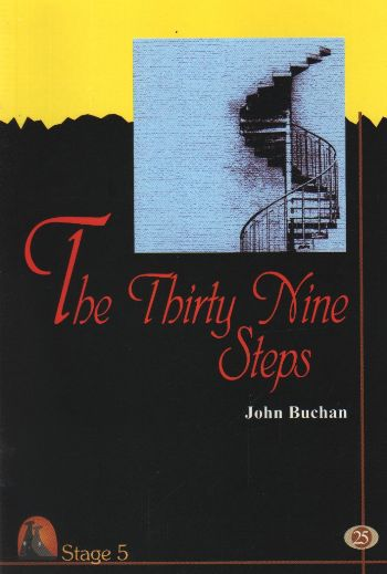 The Thirty Nine Steps Stage 5 CD li Kapadokya Yayinlari
