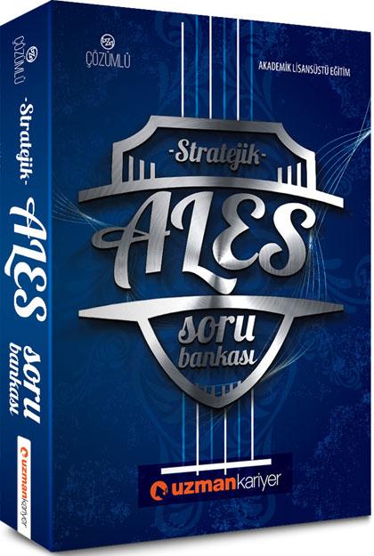 Uzman Kariyer Yayinlari 2018 ALES Stratejik Çözümlü Soru Bankasi