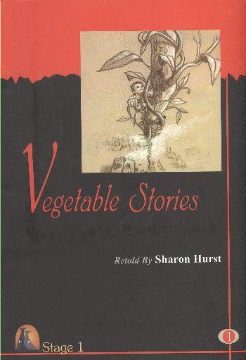 Vegetable Stories Stage 1 CD li Kapadokya Yayinlari