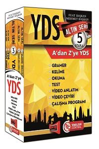 Yargi Yayinlari A'dan Z'ye YDS Altin Seri (5 Kitap)