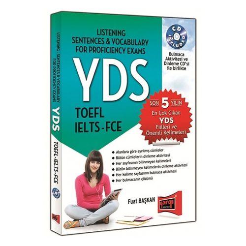 Yargi Yayinlari YDS TOEFL IELTS - FCE