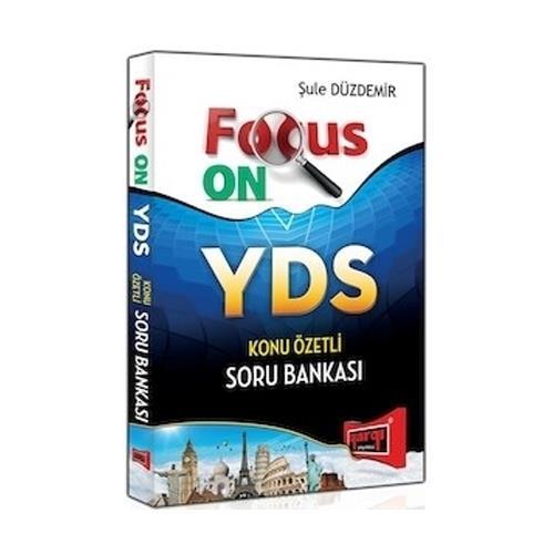 Yargi Yayinlari YDS Focus On Konu Özetli Soru Bankasi