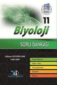 Yayin Denizi 11. Sinif Biyoloji Soru Bankasi