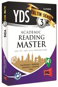 YDS Academic Reading Master Altin Seri 3 Yargi Yayinlari