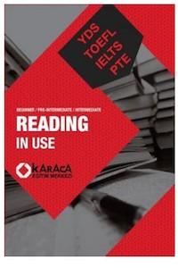 YDS TOEFL IELTS PTE Reading in Use Karaca Egitim Merkezi