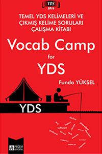 Pegem Yayinlari YDS Vocab Camp for
