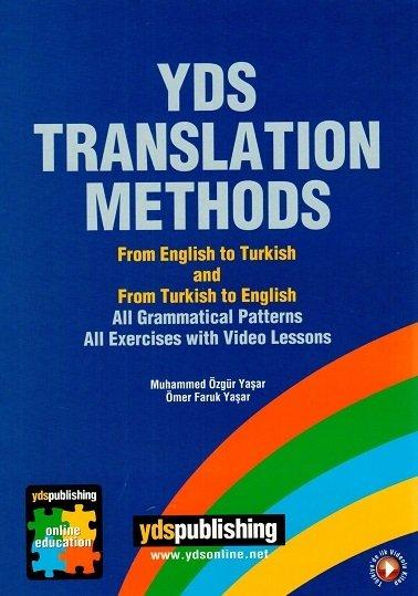 Ydspuplishing Yayinlari YDS TRANSLATION METHODS