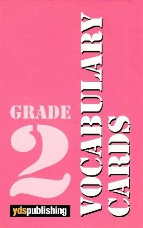 Ydspuplishing Yayinlari Grade 2 Vocabulary Cards